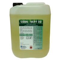 Cook-Sept 30 fertőtlenítő hatású folyékony kézi mosogatószer koncentrátum